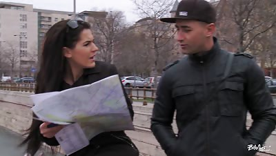 BitchesAbroad – Hungarian babe gets pussy fucked abroad
