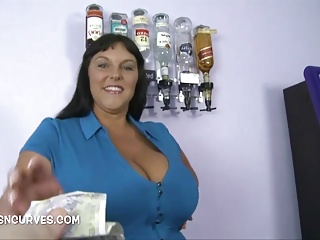 Big Boobs perfection Mature Carol Brown
