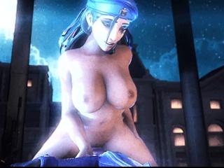 Overwatch – Ana Amari (Small)