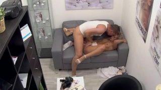 Hot ex girlfriend oops creampie