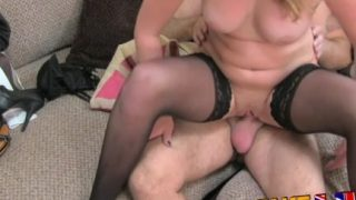 FakeAgentUK – Deepthroat fucking and creampie