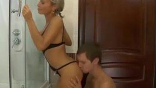 Hot Russian mom fuck