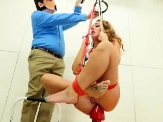 11-15-2016 – hungry BDSM anal action in gangbang